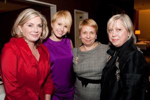 Colleen Bissell, Katya Satrun, Svetlana Suprun, Irena Khlevner