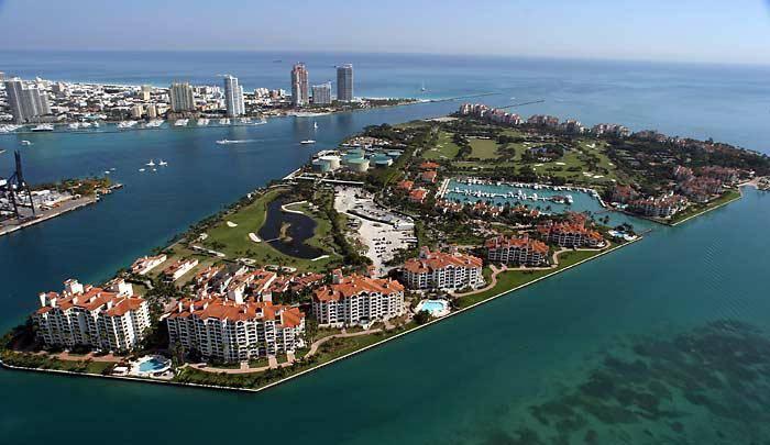 Fisher Island Drive Miami Beach Fl