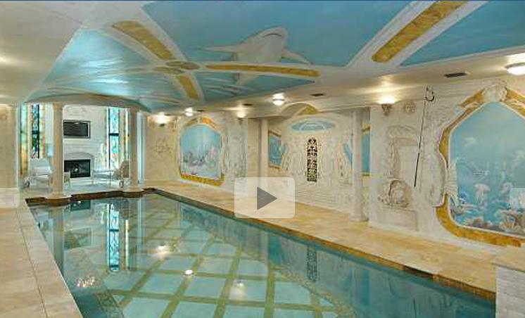 Most Exquisite Indoor Swimming Pools Haute Living