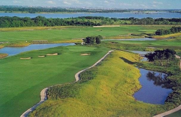 fore   the haute 5 golf courses in dallas