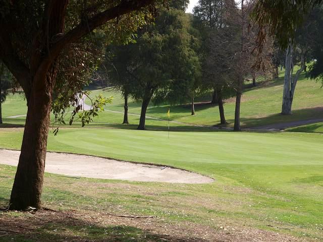 Rancho Park Golf Course Restaurant