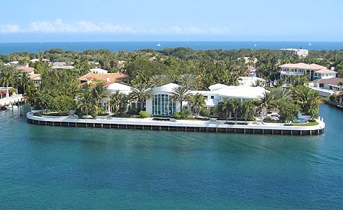 Boca Raton Waterfront Homes for Sale in Florida