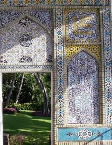 Islamic Art Throughout Estate