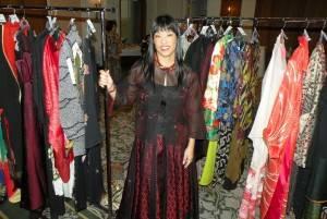 World Class Designer Ms. Anne Namba