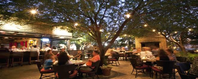 Alfresco The Haute 5 Outdoor Dining Restaurants In