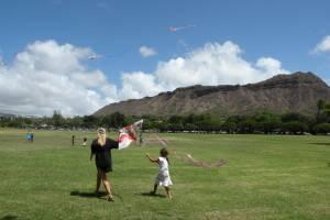 Family-Friendly Kapiolani Park
