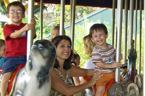la zoo carousel