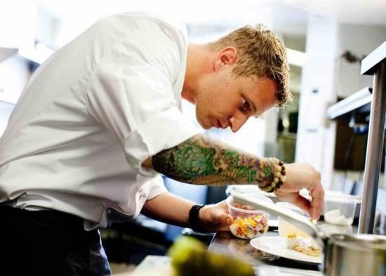 Langham Pasadena chef Michael Voltaggio