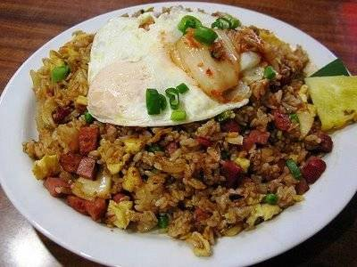 The Very Popular Big City Diner Fried Rice