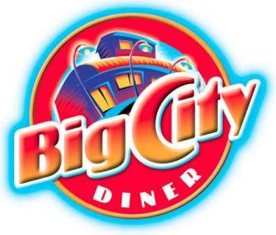 Big City Diner - Original Location - 3565 Waialae Avenue, Honolulu * Phone 808.738.8855