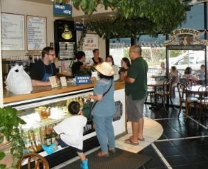 Olive Tree Cafe -