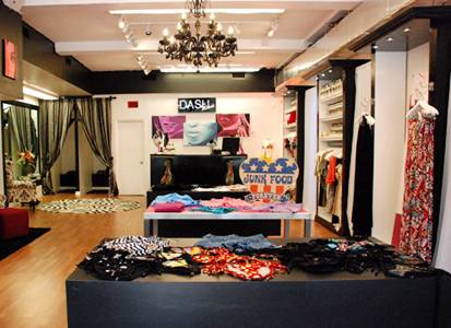 The avenue clothes store
