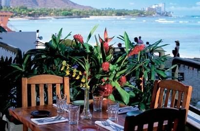 Duke's Restaurant & Barefoot Bar - 2335 Kalakaua Avenue, Honolulu * Phone 808.922.2268