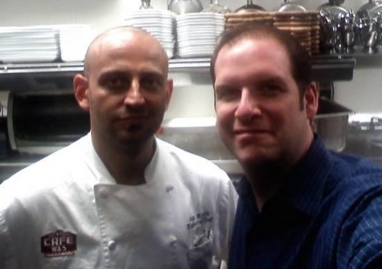 Alex Reznik Cafe Was Top Chef E.C. Gladstone