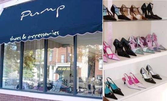 Shoe Ins: The Haute 5 Shoe Stores in Chicago
