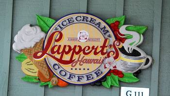 Lappert's Ice Cream  & Coffee - 3077 Koapaka Street, Honolulu * Phone 808.834.7623