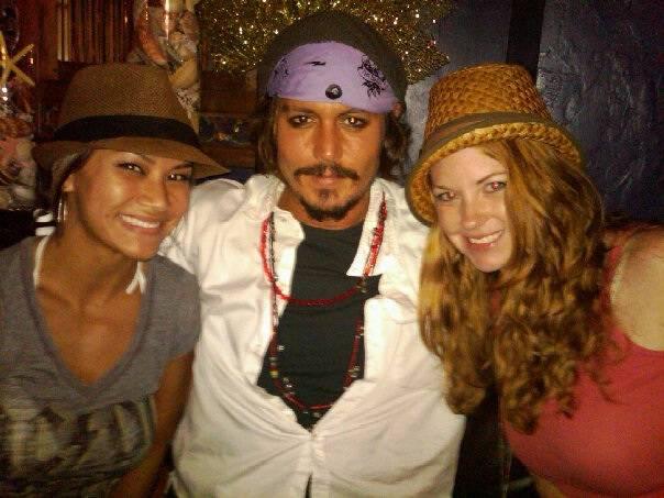 johnny depp pirates of caribbean 3_25. Johnny Depp at Pearl Ultra