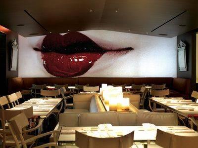 Haute sushi face off katsuya koi haute living for Koi restaurant los angeles