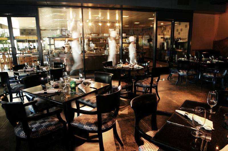 Kiss The Chef The Haute Chefs Tables In San Diego Haute Living - Private table restaurant