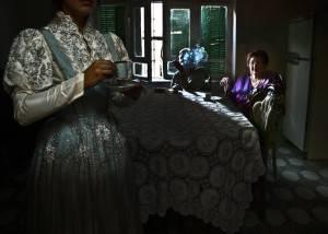 Atoui Parveen, dress