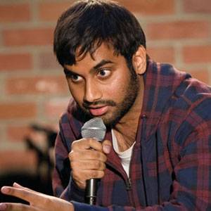 aziz ansari on dating conan Aziz ansari appeared on wednesday's conan to promote his new netflix special, buried alive watch him in the clip above explain exactly.