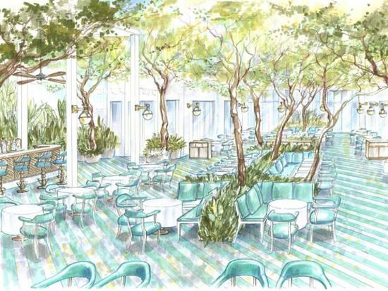 When The Soho House Group Opens Highly Aned Beach In October Miamians And Savvy Visitors Alike Will At Once Get A Taste Of Cecconi S