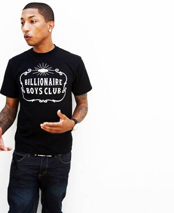 pharrell williams clothing. Update: Pharrell Williams