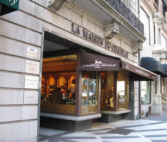 La maison du chocolat celebrates 20 years in new york with for Maison a new york