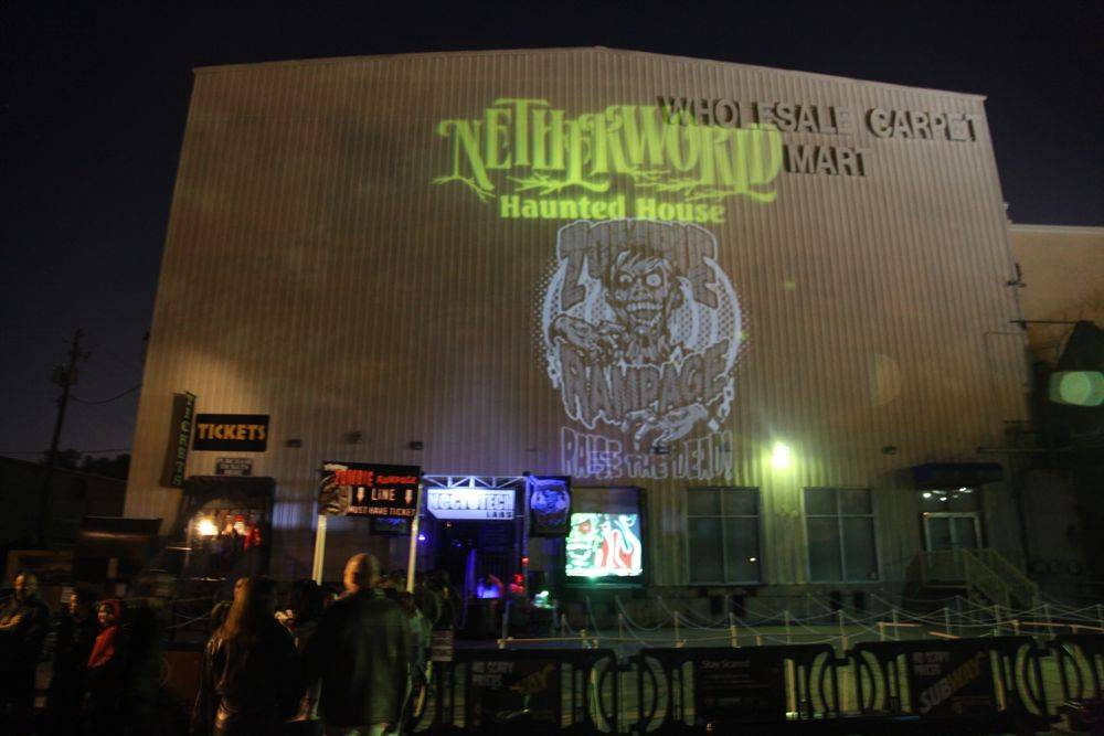 Nov 07,  · This is a ghost house like no other, and one that promises an experience to match. The Netherworld Haunted House uses the latest in horror special effects and entertainment to create an experience that will give you nightmares.