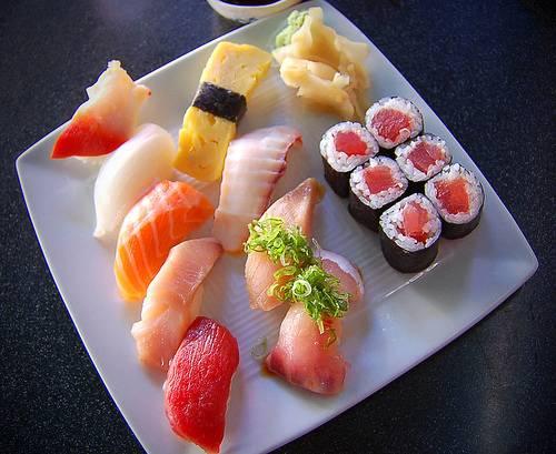 Haute Dining The Best Sushi In Miami Haute Living