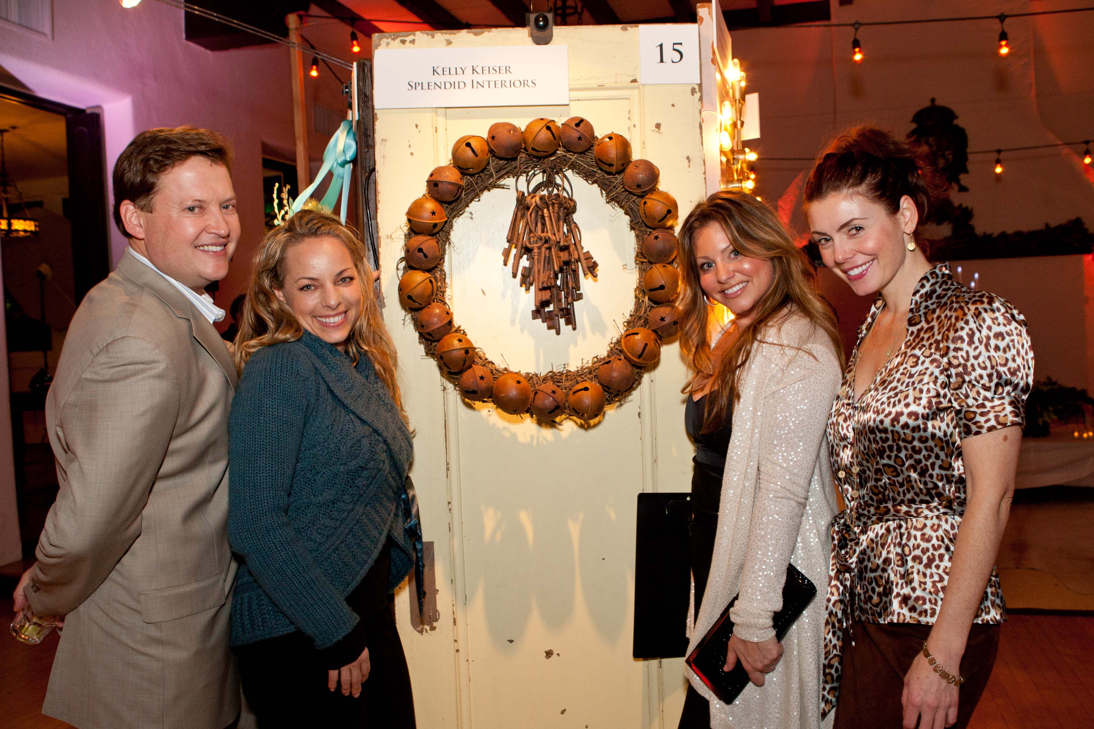 Haute Event: Jingle \u0026 Mingle Designer Wreath Auction \u0026 SantaFest ...