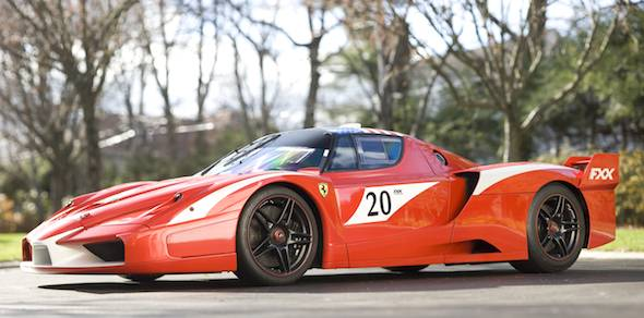 2006 Ferrari Fxx Evoluzione. 2006 Ferrari FXX Evoluzione