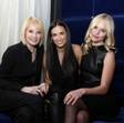 Demi Moore, Kate Bosworth, and James Franco at SILVER Lounge at Sundance