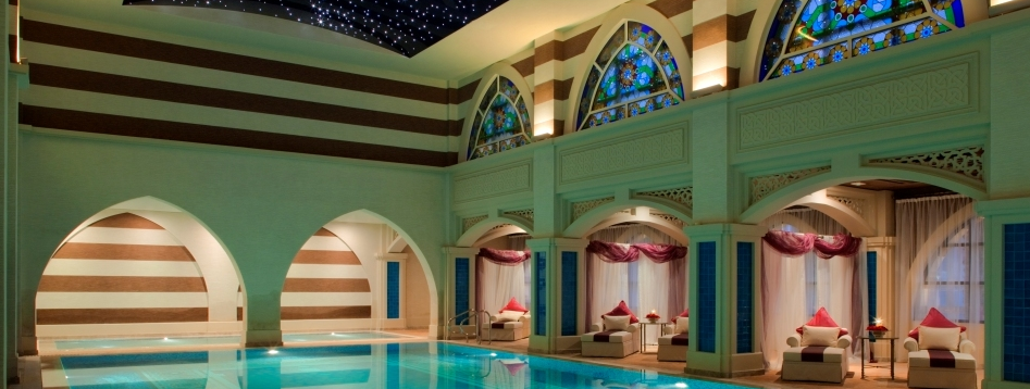 Jumeirah Zabeel Saray will feature 38 majestic villas situated along the