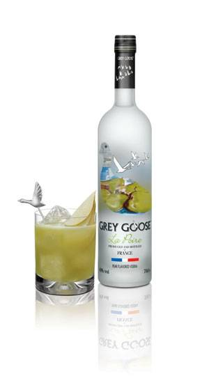Oscar themed cocktail DREAMWEAVER made with Grey Goose