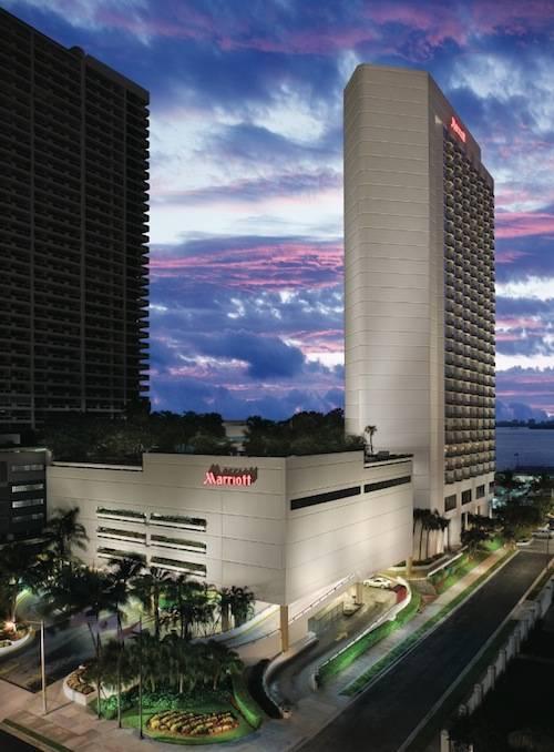 Miami Marriott Biscayne Bay, Diamond Public Relations