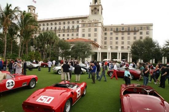 2011 Ferrari 39 S Concorso D 39 Eleganza Takes The Lawn At The