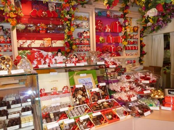 Teuscher Chocolates - Beverly Hills