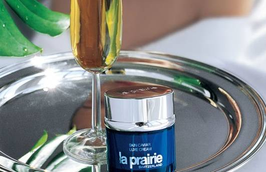 La Prairie's Caviar Collection