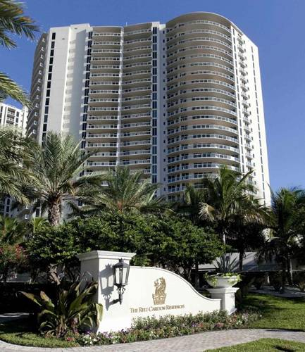 Palm Beach Is Now Home To The Ritz Carlton Residences