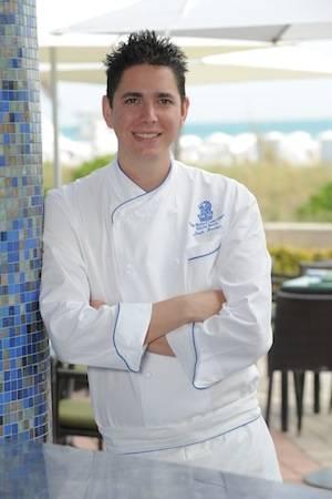 Chef Josh Becker