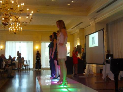 Junior Opera Guild Fashion Show