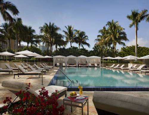 Pool Deck- Coconut Grove