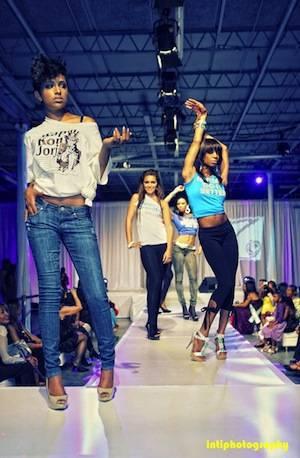 Hope for Haiti Fashion Models