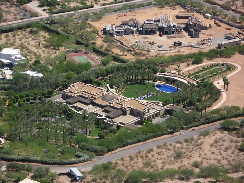 The Most Expensive Home In Phoenix Haute Living