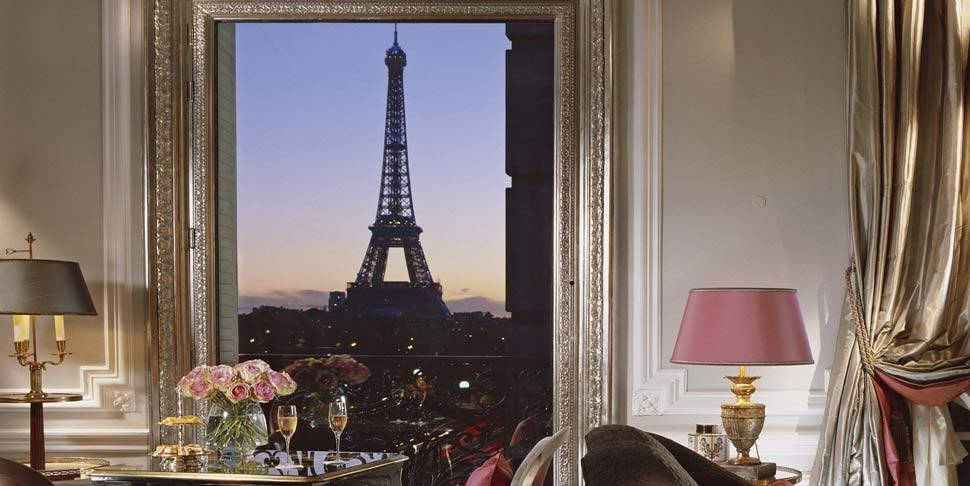 Hautels Suite Deal Paris Hotel Plaza Athenee Offers
