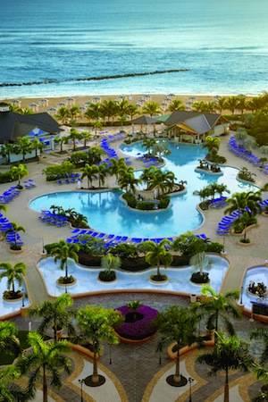 St. Kitts Marriott Pool
