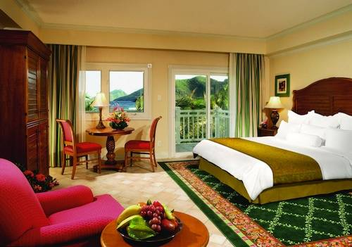 St. Kitts Marriott Guest Room