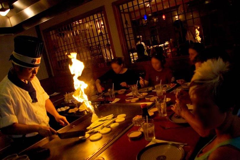 Top 5 Hibachi Restaurants In Atlanta