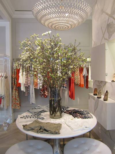 Haute Spot Joie Opens First U S Boutique On Madison Ave